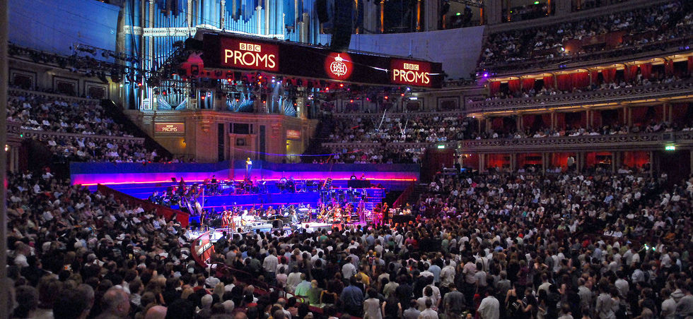 BBC Proms with Nitin Sawhney at Royal Albert Hall
