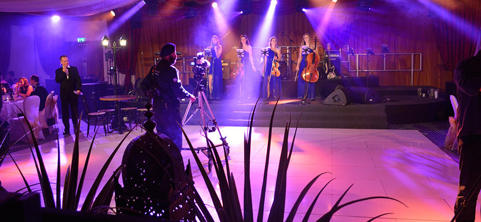 Bollywood Set Heathrow Charity Ball