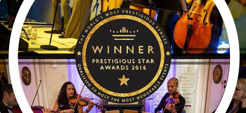 Urban Soul Orchestra: Winner of Most Prestigious Event Supplier